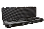 Plano MS Field Locker® Double Long Gun Case w/ wheels - Black Vapenkoffert