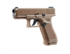 Glock 19X FDE 4,5mm Blowback Luftpistol
